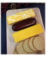 Cheese & Sausage Snack Pack
